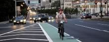 Crashes Drop By Almost Half When Bike Lanes Are Green